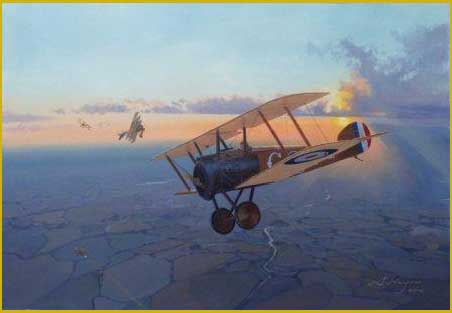 Sopwith Camel art